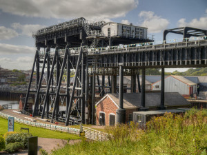 Anderton Boat Lift  – © Copyright David Dixon and licensed for reuse under this Creative Commons Licence
