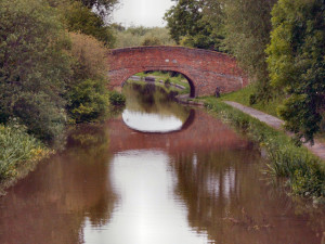 Bridge near Ellesmere Port